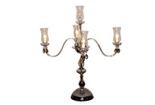 5 Top Caps Candelabra