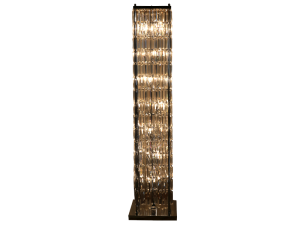 3D Glass Floor Lamp (Big)