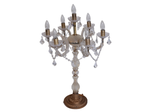 Golden Candelabra